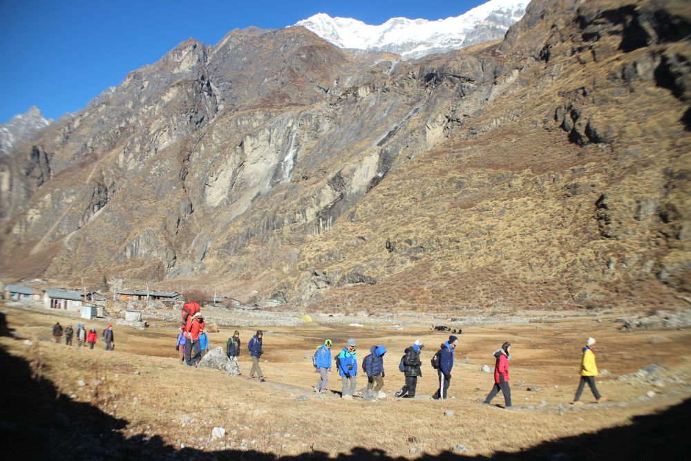Volunteering-in-Nepal-Langtang-trek-9